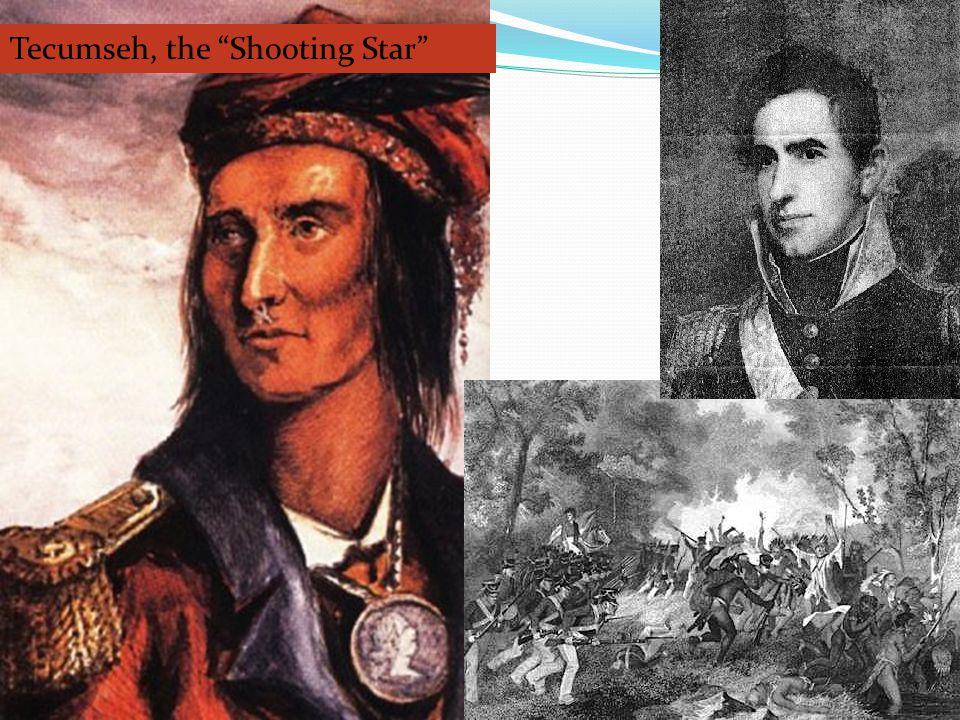 Tecumseh, the Shooting Star