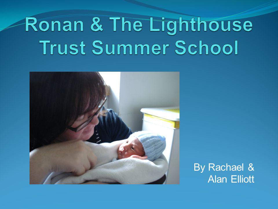 By Rachael & Alan Elliott