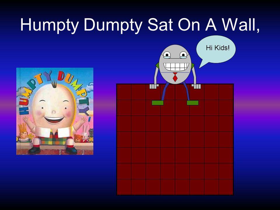 Humpty Dumpty By Erik Meister