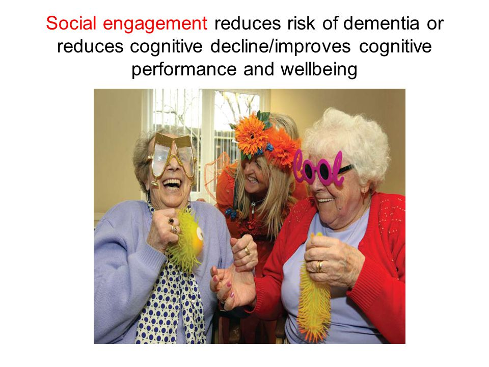 Previous evidence on active engagement interventions Intellectual activity Keeping active intellectually is associated with higher cognitive ability in older adults, along with maintenance and practice of cognitively demanding tasks (Kramer, et al., 2004).