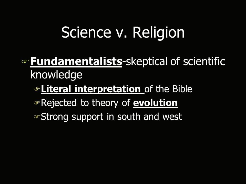 Science v.