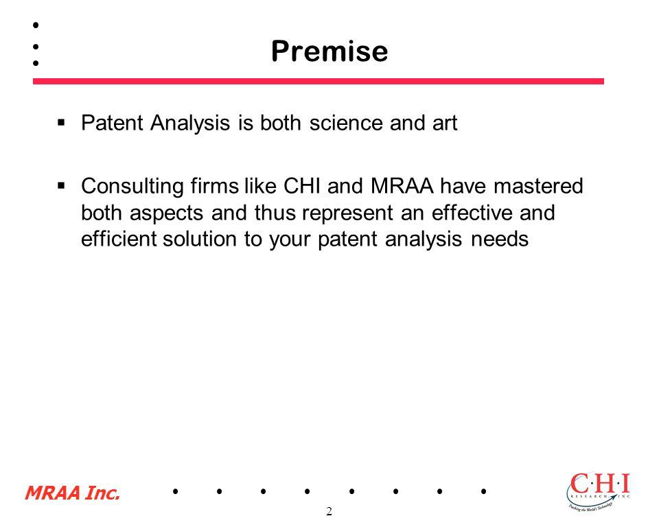 MRAA Inc.