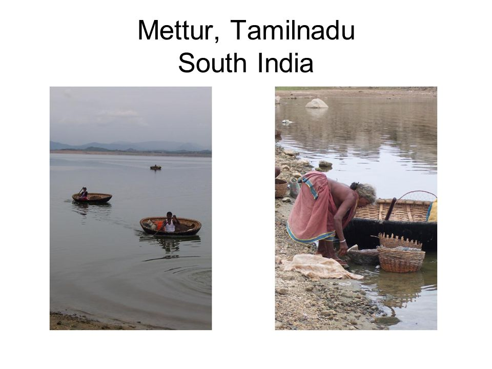 Mettur, Tamilnadu South India