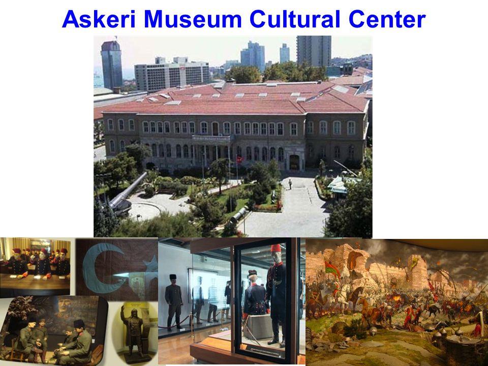 Askeri Museum Cultural Center