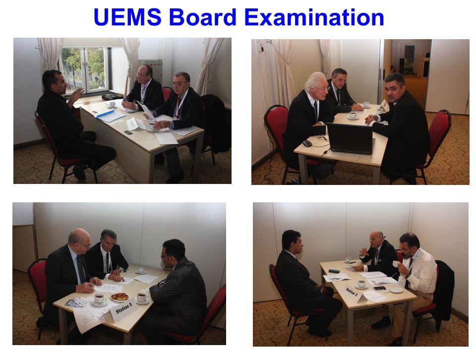 UEMS Board Examination