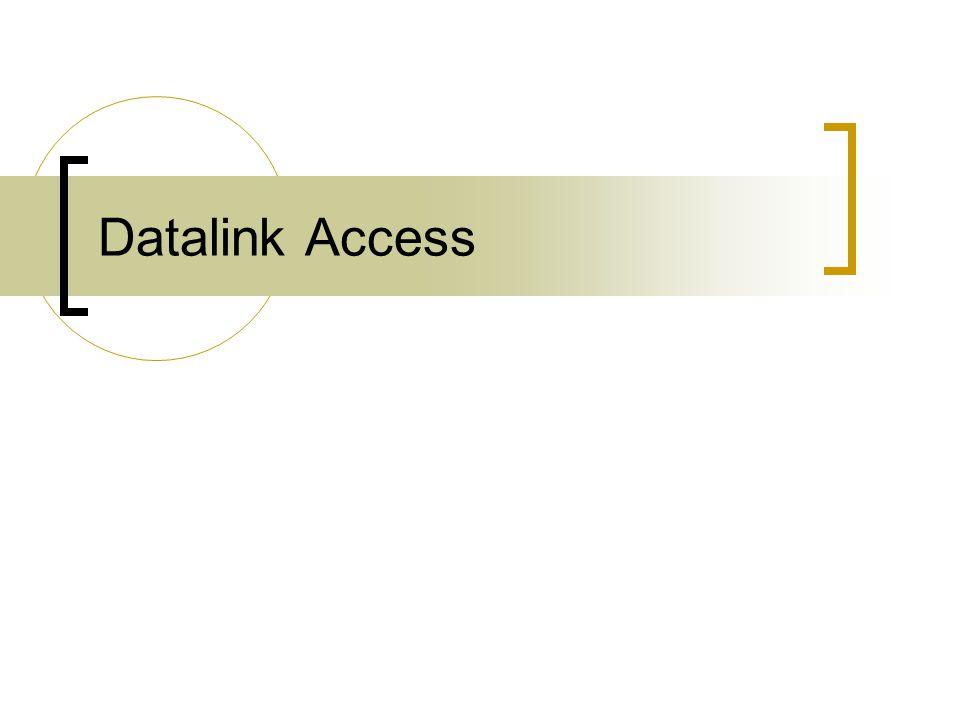 Datalink Access