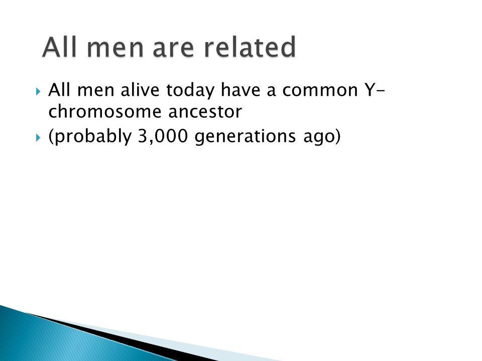 Understanding Y haplotypes 1.Evolutionary history and population genetics 2.Evidential value