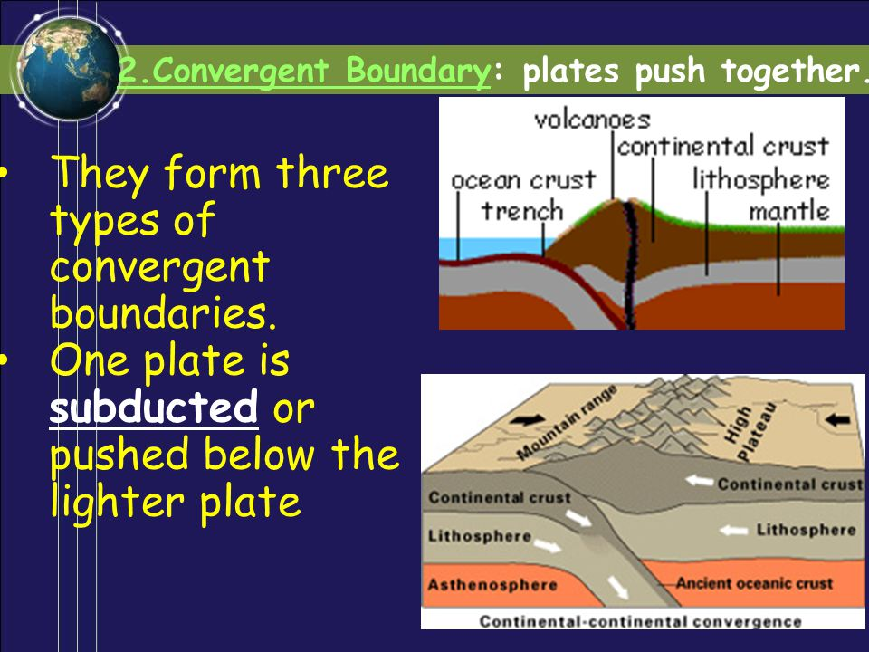 When the plate moves on, it carries the first volcano away from the hot spot. Heat from the mantle plume will then melt the rock at a new site, formin