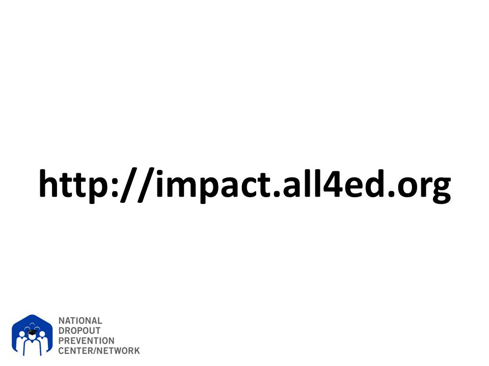 http://impact.all4ed.org