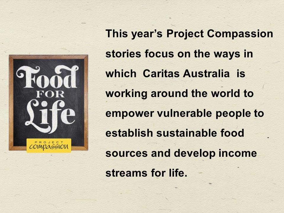 Taking control of her finances, and learning a new range of life- skills at the Caritas Australia supported program, has given Karen the ability and confidence to choose foods for a healthier life.