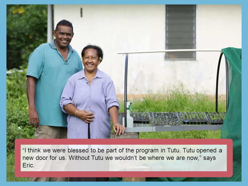 With steady income from the Fish Raising Group, Sarita's family has been able to feel secure.