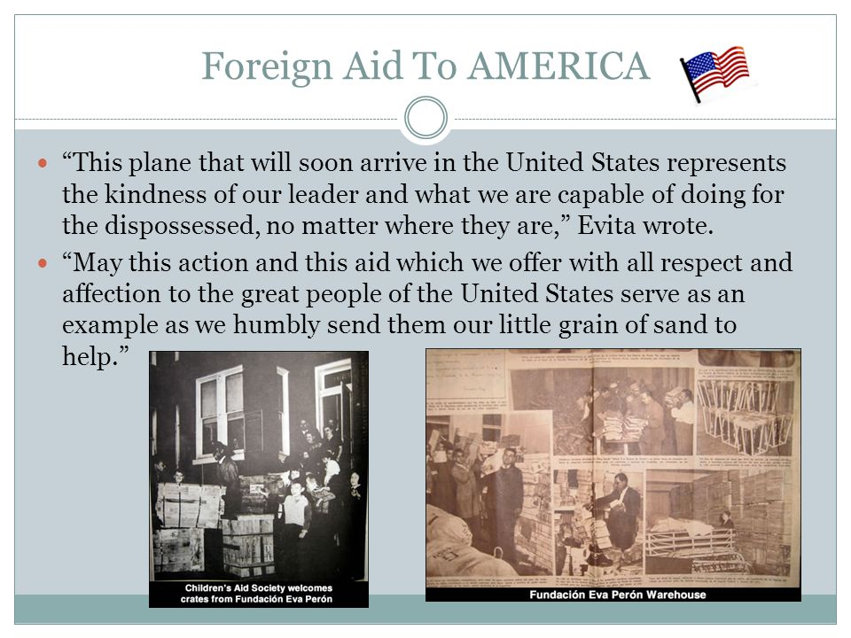 """Foreign Aid To AMERICA """"This plane that will soon arrive in the United States represents the kindness of our leader and what we are capable of doing f"""