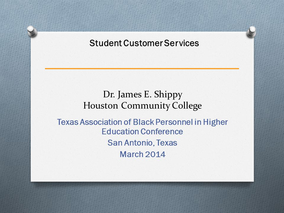 Strategies to Improve Student Customer Services O Greet students friendly and thank them for being here.