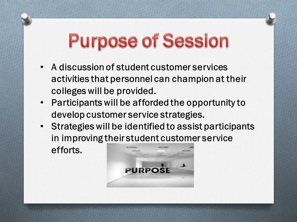 Outline of Presentation O 10 customer service challenges.