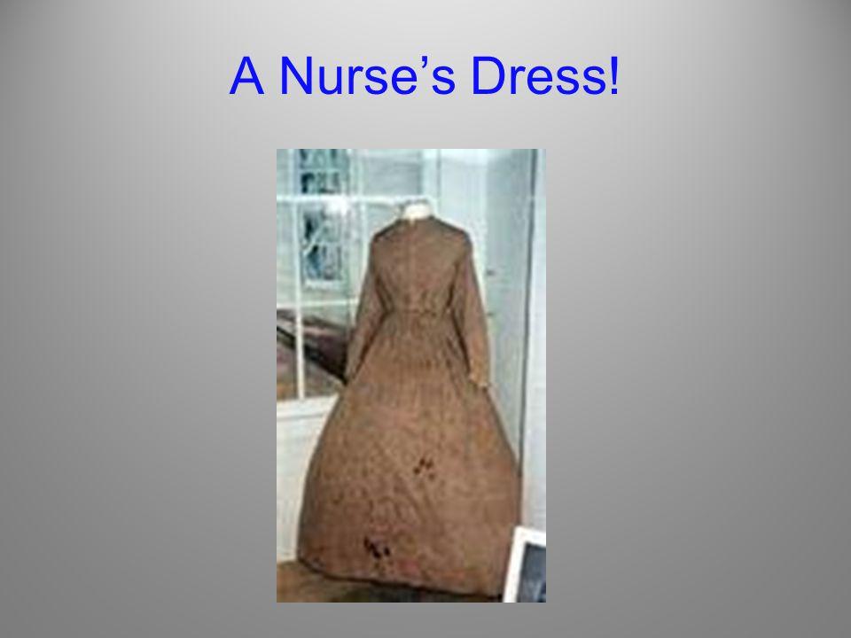 A Nurse's Dress!
