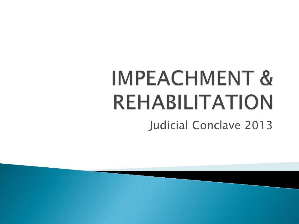 Judicial Conclave 2013
