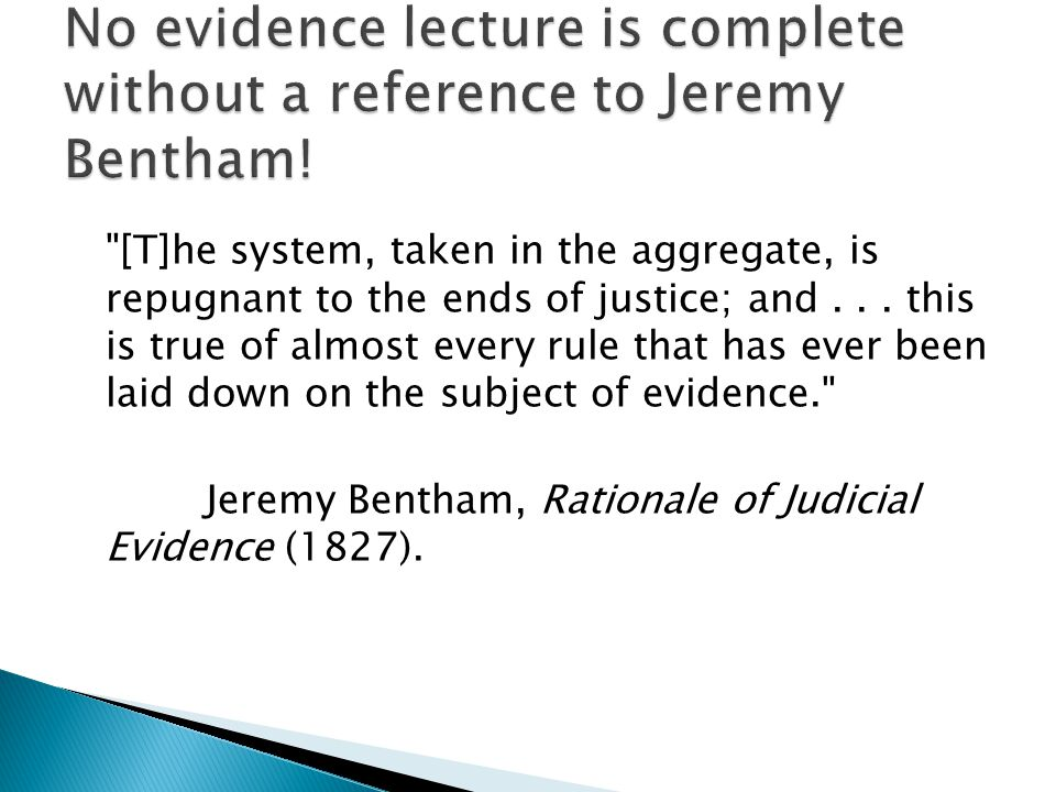 ..B. Extrinsic evidence of a prior inconsistent statement.