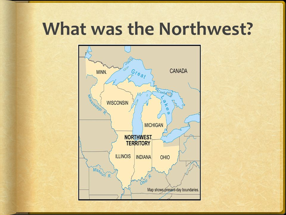 What was the Northwest