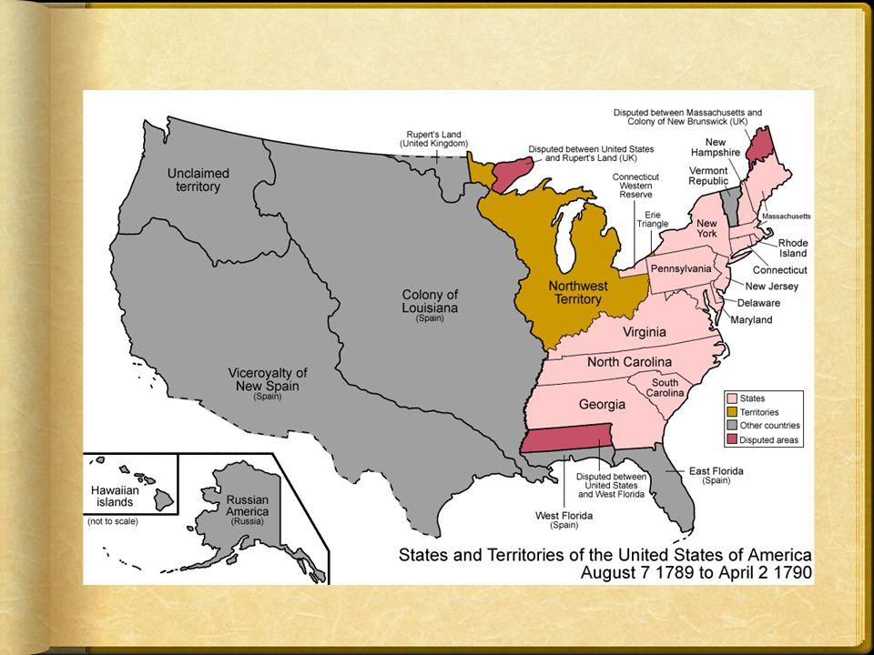 Western Lands  Land Ordinance of 1785  Land in west set up into 6 mile blocks