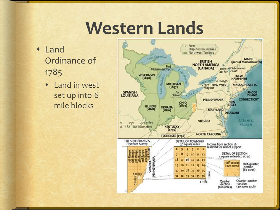 Northwest Ordinance  How could a territory become a state.
