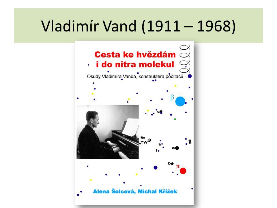 Vladimír Vand (1911 – 1968)