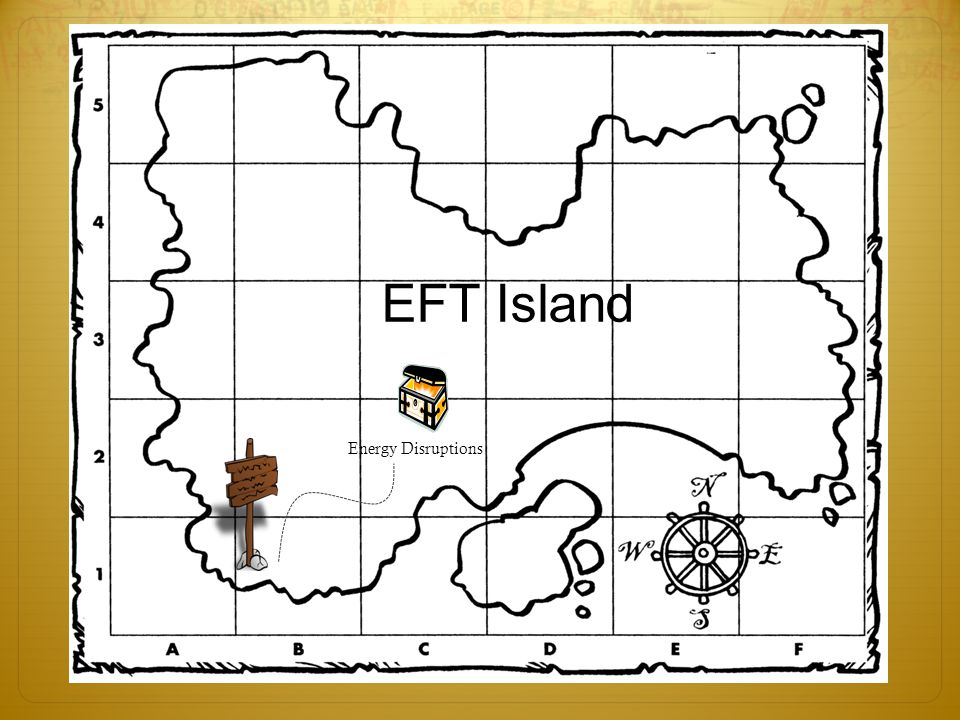 EFT Island Energy Disruptions