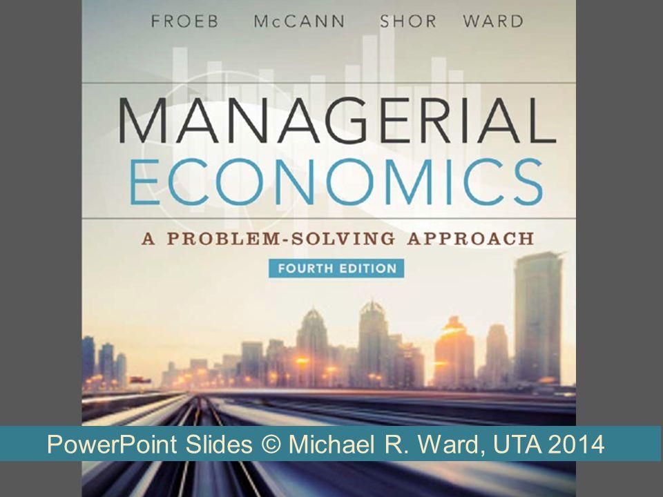 PowerPoint Slides © Michael R. Ward, UTA 2014