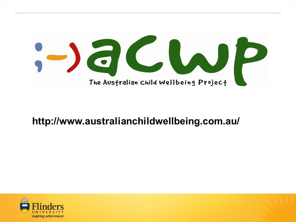 http://www.australianchildwellbeing.com.au/