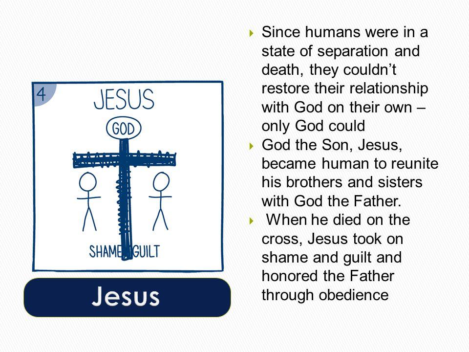  Jesus didn't remain dead.