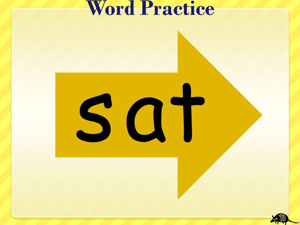 Word Practice tas