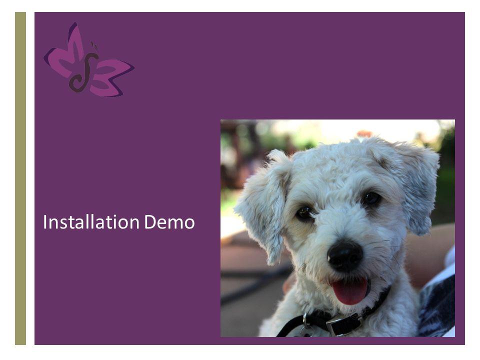 Installation Demo