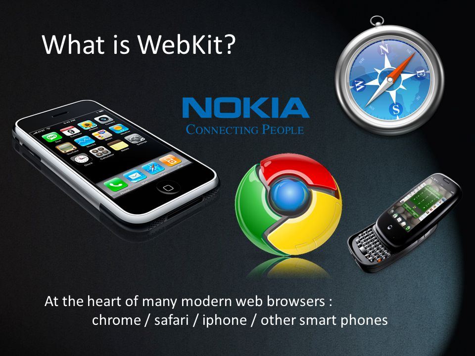 What is WebKit.