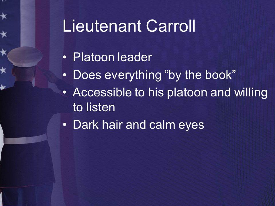 Lieutenant Gearhart Replaces Lt.