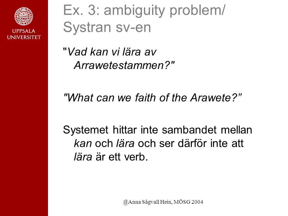 @Anna Sågvall Hein, MÖSG 2004 Ex.