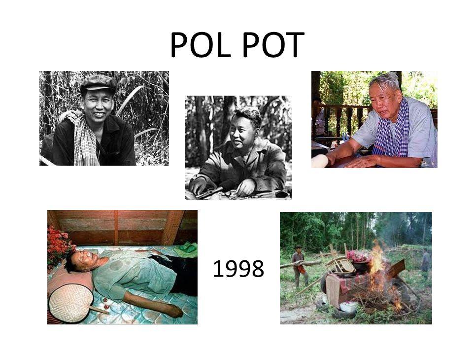 POL POT 1998