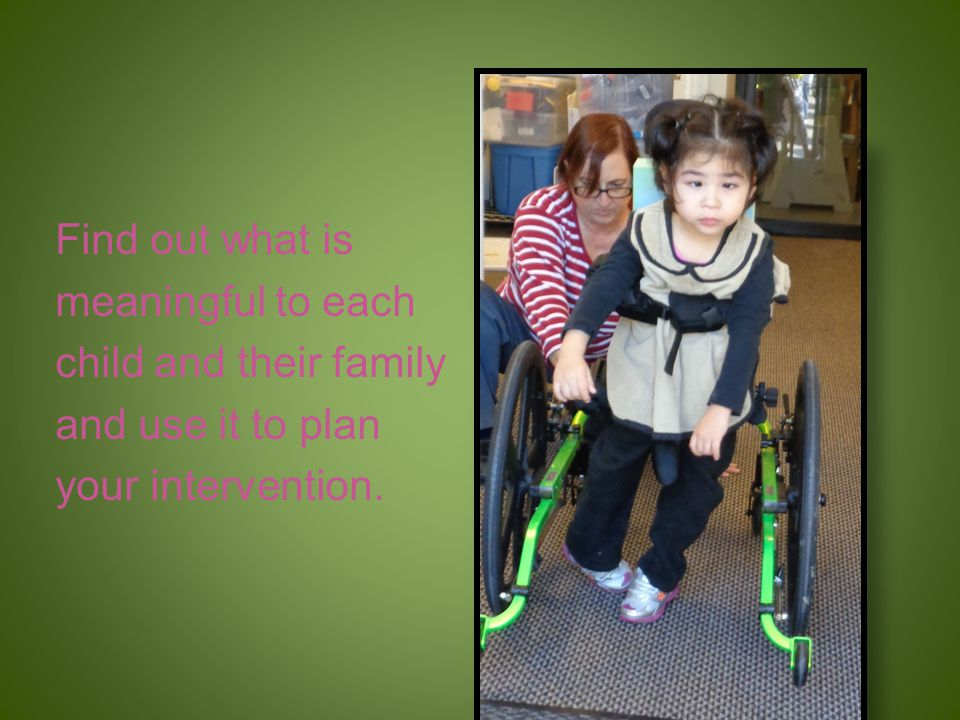 ADAPT Shop is about ……increasing quality of life for children and their families.