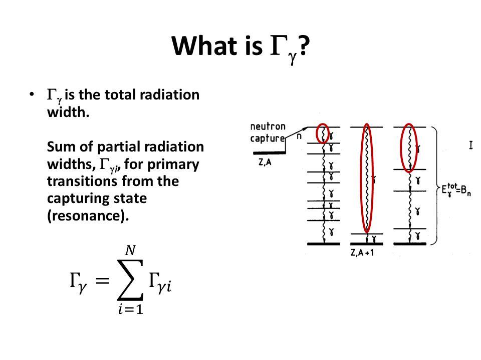 Neutron Capture Cross Sections: Neutron hits target and sticks A Z(n,  ) A+1 Z