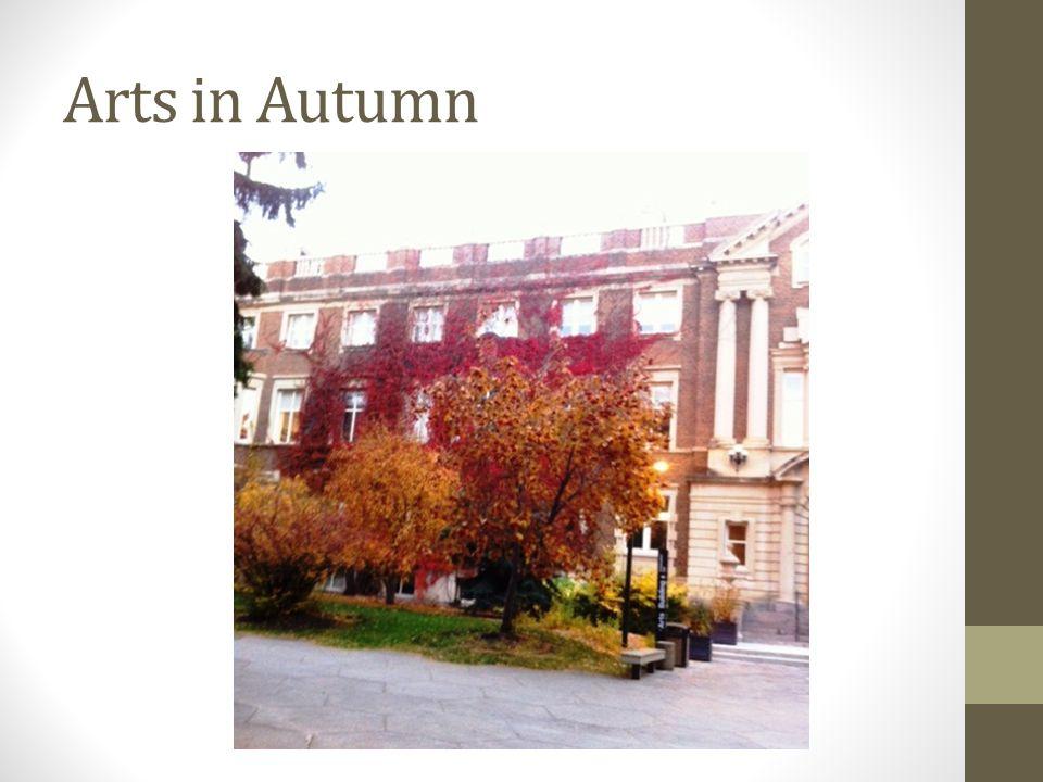 Arts in Autumn