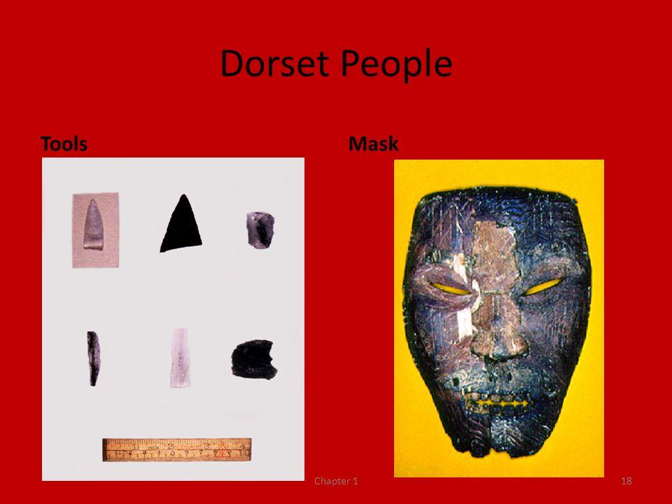 Dorset People ToolsMask Chapter 118