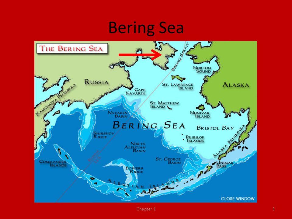 Bering Sea Chapter 13