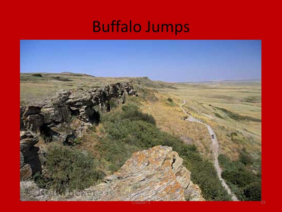 Buffalo Jumps Chapter 133