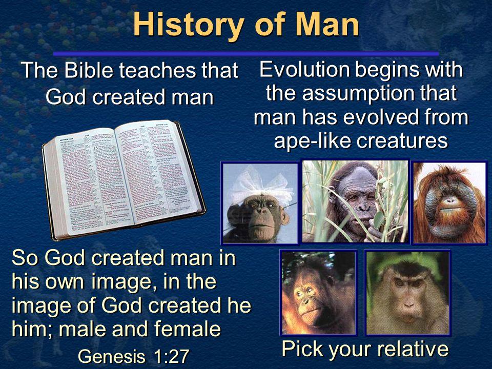 Evolution and Change 2.