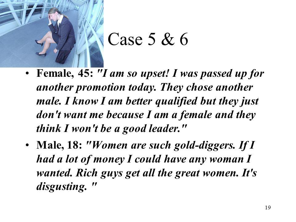19 Case 5 & 6 Female, 45: