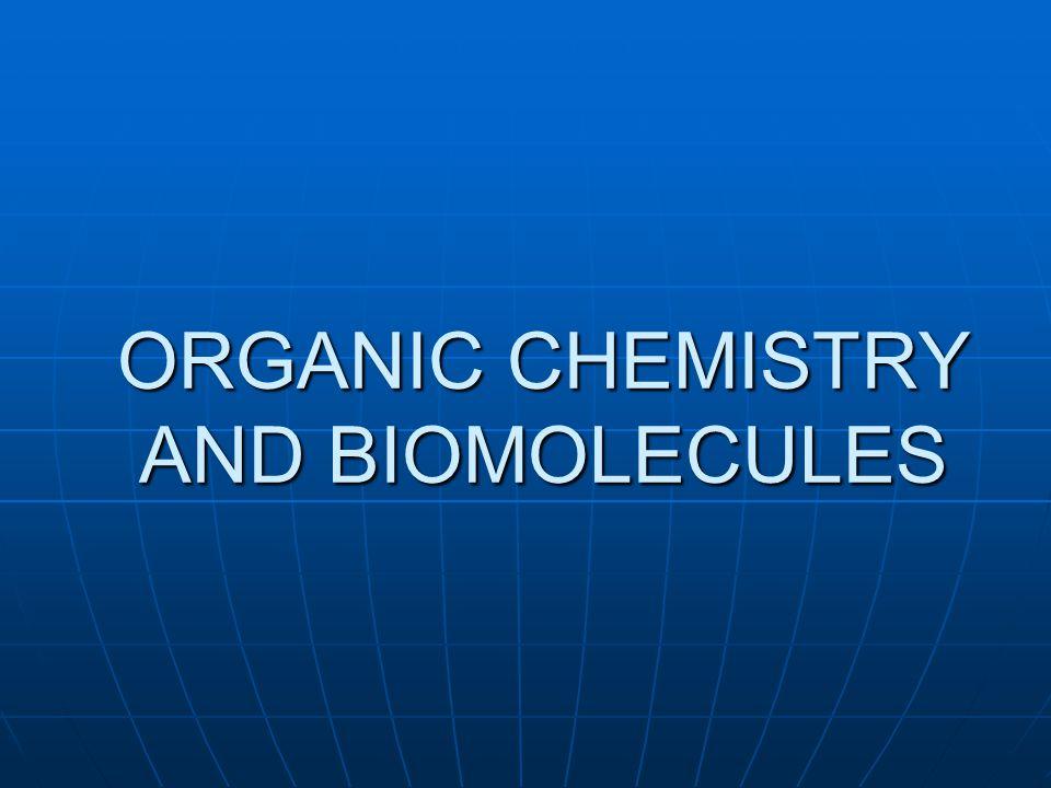 PENGENALAN Kimia organik adalah kimia mengenai sebatian karbon.