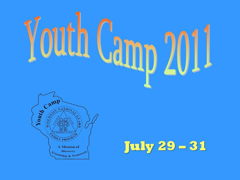 July 29 – 31
