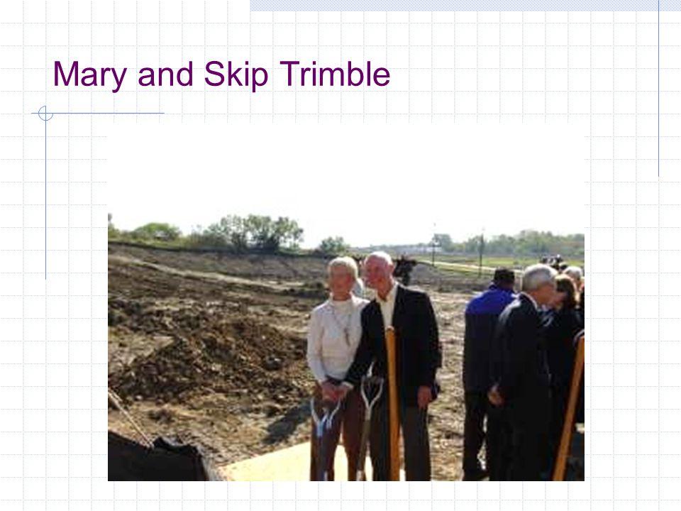 Mary and Skip Trimble