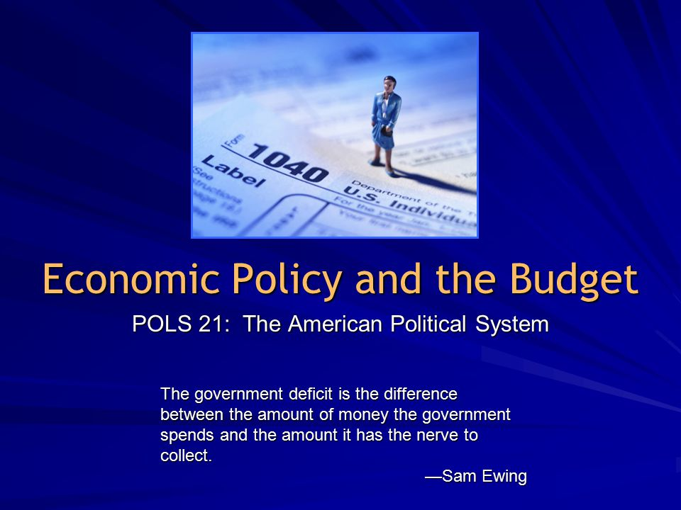 Balancing the Budget In 1995, the Gallup Organization asked a random sample of American adults in how they felt about persistent budget deficits, and what they might do to fix the problem: As you know, the president and the Congress will be trying to cut federal programs in order to reduce the budget deficit.
