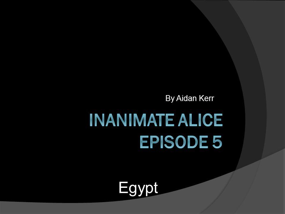 By Aidan Kerr Egypt