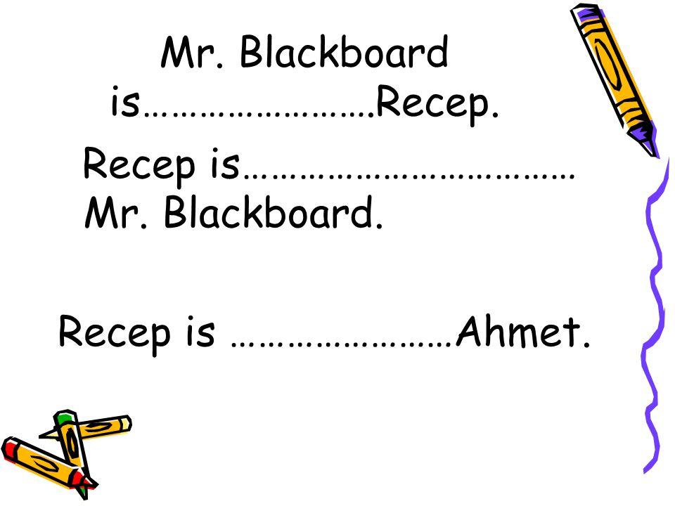 and Mr. Blackboard is 24+61 kilos