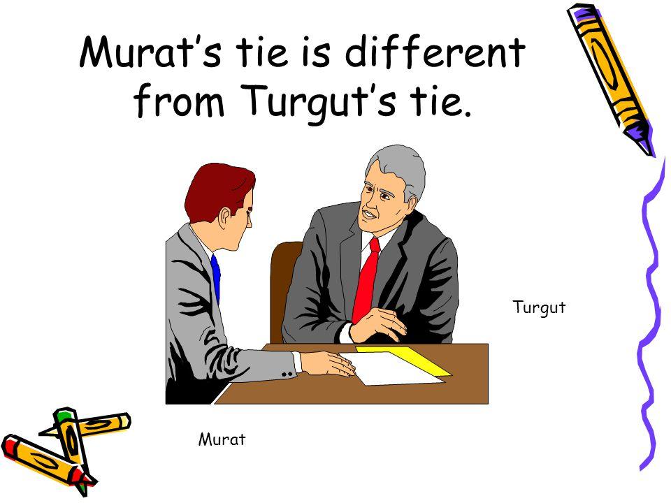 Tie - jacket Murat Turgut